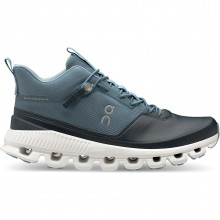 ZAPATILLAS ON RUNNING MUJER CLOUD HI DUST NAVY