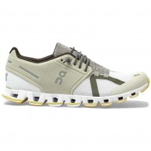 ZAPATILLAS ON RUNNING MUJER CLOUD 70/30 HAY WHITE