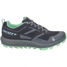 ZAPATILLA MUJER SCOTT SUPERTRAC 2.0 GTX BLACK/LIGHT GREY