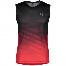 CAMISETA TIRANTES SCOTT MS TRAIL RUN FRY RED/BLACK