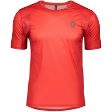 CAMISETA SCOTT MS TRAIL RUN S/SL FRY RED/BLACK