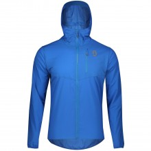 CHAQUETA SCOTT MS TRAIL RUN WB SKYDIVE BLUE