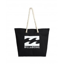 BOLSA BILLABONG ESSENTIAL NEGRO