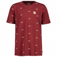 CAMISETA PITGALAINM RED MONK BIKE