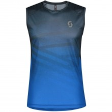 CAMISETA TIRANTES SCOTT TANK MS TRAIL RUN SKY BLUE