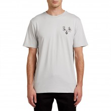 CAMISETA VOLCOM RYAN BURCH GRIS