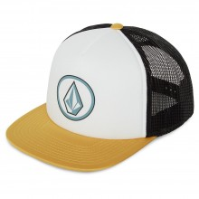 GORRA VOLCOM FULL FRONTAL CHEESE GOLD S20