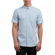 CAMISA VOLCOM EVERETT OXFORD WRECKED INDIGO