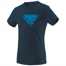 CAMISETA DYNAFIT M GRAPHIC CO NAVY