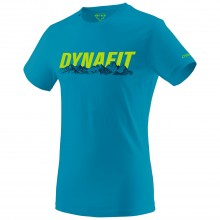 CAMISETA DYNAFIT M GRAPHIC CO AZUL