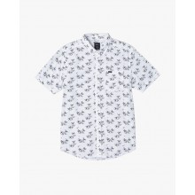 CAMISA RVCA ANTIQUE WHITE