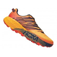 ZAPATILLAS HOKA ONE ONE SPEEDGOAT 4 GOLD