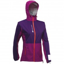 CHAQUETA RAIDLIGHT RESPONSIV MP W PURPLE/FUSHIA