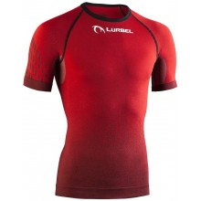 CAMISETA LURBEL SPIRIT SHORT SLEEVES RED & BLACK