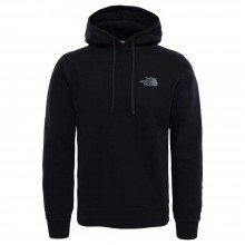SUDADERA THE NORTH FACE SEASONAL DREW PEAK BLACK