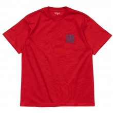 CAMISETA CARHARTT STATE ROCKET/DARK NAVY