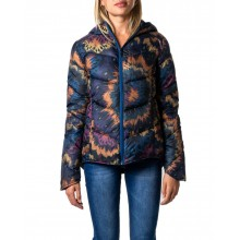 CHAQUETA MUJER DESIGUAL PADDED NEW GALACTIC