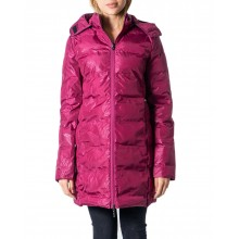 PARKA MUJER DESIGUAL LONG PADDED WINTER JUNGLE