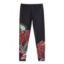 LEGGING MUJER DESIGUAL 7/8 WINTER JUNGLE
