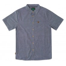 CAMISA HIPPYTREE ASCENT WOVEN BLUE