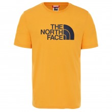 CAMISETA THE NORTH FACE EASY S/S SUMMT GOLD