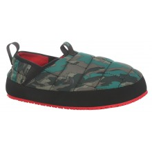 PANTUFLAS JUNIOR THE NORTH FACE TRACTION MULE II CAMO