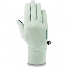 GUANTES MUJER FINOS DAKINE STORM LINER VERDE
