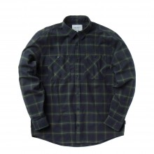 CAMISA CARHARTT DARREN BOTTLE GREEN