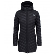 PARKA W THE NORTH FACE TREVAIL BLACK