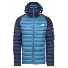 CHAQUETA THE NORTH FACE TREVAIL BLUE/NAVY