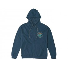 SUDADERA HIPPYTREE WAVEFORM NAVY