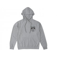 SUDADERA HIPPYTREE BEAST HEATHER GREY
