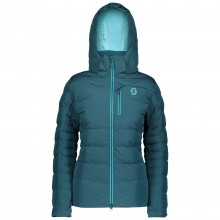 CHAQUETA NIEVE SCOTT WS ULTIMATE DOWN MAJOLICA BLUE