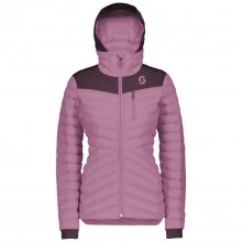 CHAQUETA NIEVE SCOTT WS INSULOFT WARM RED FUDGE/PINK