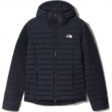CHAQUETA W THE NORTH FACE STRETCH DOWN NAVY