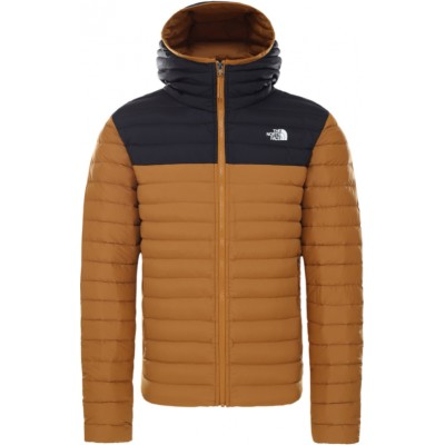 CHAQUETA THE NORTH FACE STRETCH DOWN HOODIE TIMBER