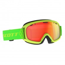GAFAS VENTISCA JUNIOR SCOTT WITTY CHROME VIZ GREEN