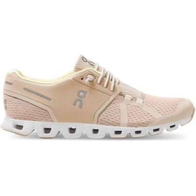 ZAPATILLAS ON RUNNING MUJER CLOUD SAND PEARL