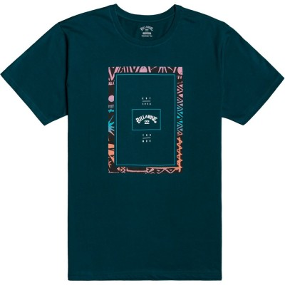 CAMISETA BILLABONG TUCKED DEEP TEAL