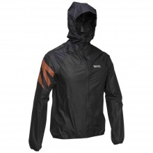 CHAQUETA VERTICAL AEROQUEST MP+ NEGRO