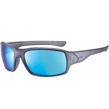 Gafas de sol Haka Matte Traslucent Blue