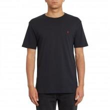 Camiseta Volcom Stone Blanks Black
