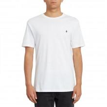 Camiseta Volcom Stone Blanks White