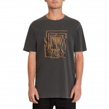 Camiseta Volcom Stone Reveal Black