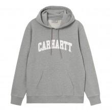 Sudadera Carhartt University Grey Heather