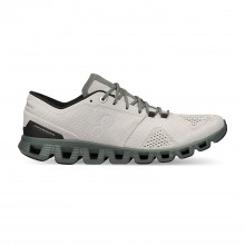ZAPATILLAS ON RUNNING CLOUD X GLACIER OLIVE