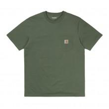 Camiseta Carhartt S/S Pocket Dollar green