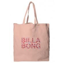 Bolsa Billabong Surf Tote Peach