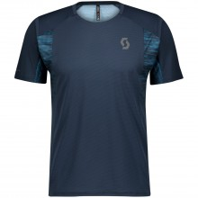 Camiseta Scott Trail Run Midnight Blue