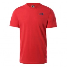 Camiseta The North Face Red Box Celebration Red
